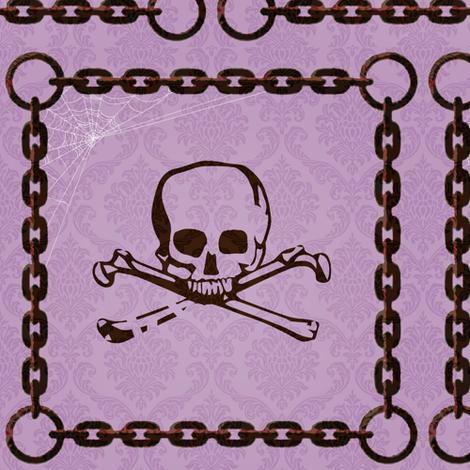 chain gang fabric by keweenawchris on Spoonflower - custom fabric