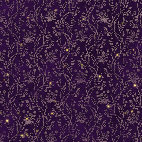 firefly_garden_batik fabric by resdesigns on Spoonflower - custom fabric