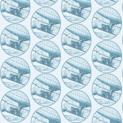 Blue Airship