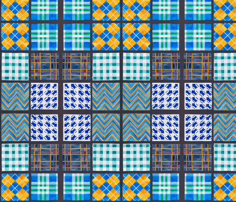 classicfashionpatterns-2 fabric by timaroo on Spoonflower - custom fabric