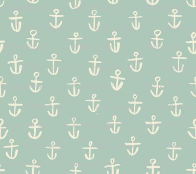 Aqua Anchors- tiny scale