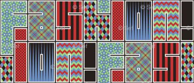 fashion fabrics - fifties
