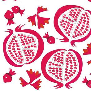 Pomegranate Feast