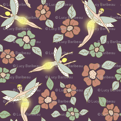 Fairy fireflies
