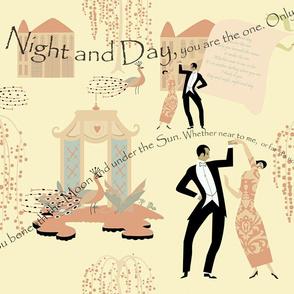 Dancing Couple in Love (2)