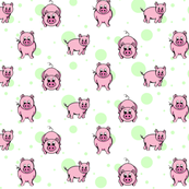 Pigs and Bubbles
