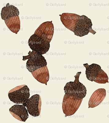 acorns natural