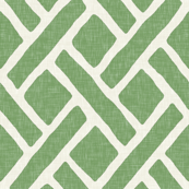Savannah Trellis in Summer Lawn Linen