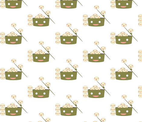 Dem_Sum_Pattern fabric by anastacia_beaverhousan on Spoonflower - custom fabric