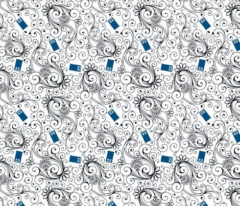 Tardis_swirl_black_blue_on_white