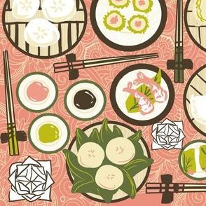 Dim Sum Banquet