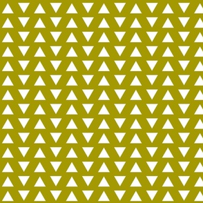 woodland green triangle
