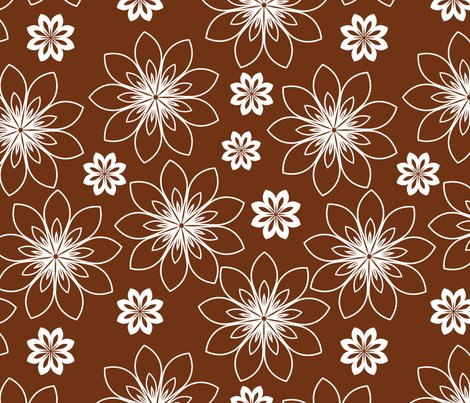 Rstylizedredbluebrownflowers_shop_preview