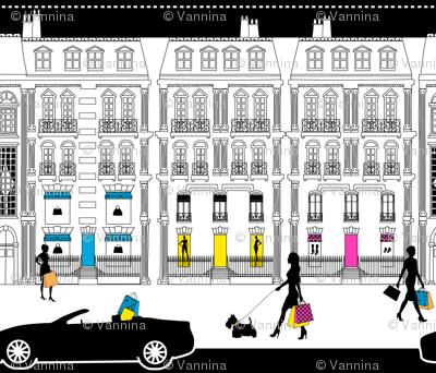 Shopping Avenue Montaigne