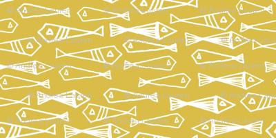Fish - Mustard
