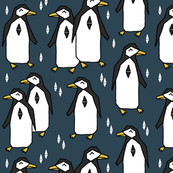 Penguin - Parisian Blue