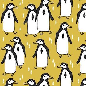 Penguin - Mustard
