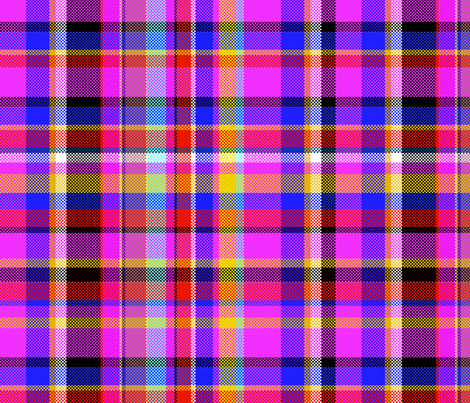 plaid_1 fabric by katz101 on Spoonflower - custom fabric