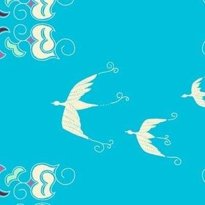 Haze - Birds