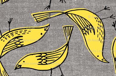 Canary Canvas