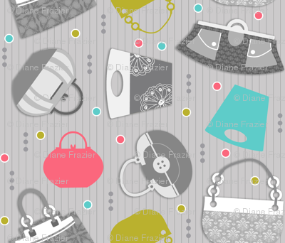 Purses, Bags, and Totes! Oh My!