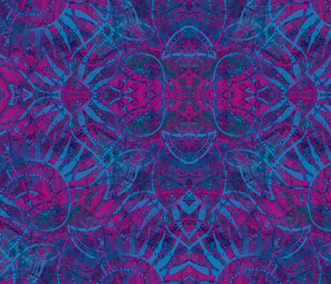 Batik1 fabric by carolynmanningdesigns on Spoonflower - custom fabric