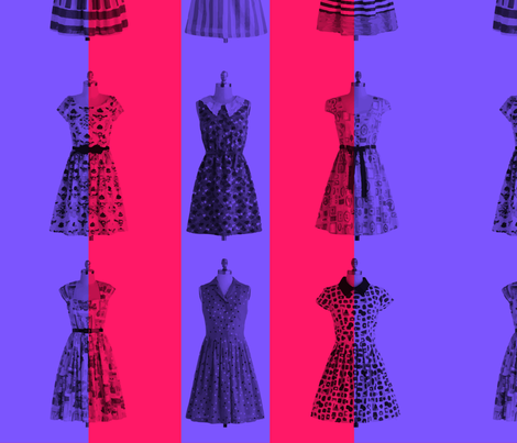 Dressdress fabric by erin_mitchel on Spoonflower - custom fabric