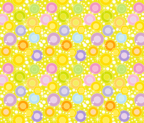 sequins_and_pearls_1 fabric by stella12 on Spoonflower - custom fabric