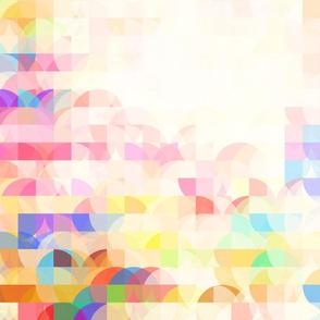 Bright segments