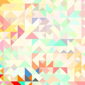 Sorbet triangles