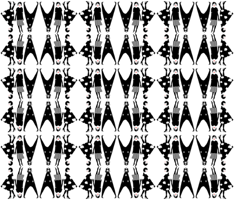 mode fabric by natalie_born on Spoonflower - custom fabric