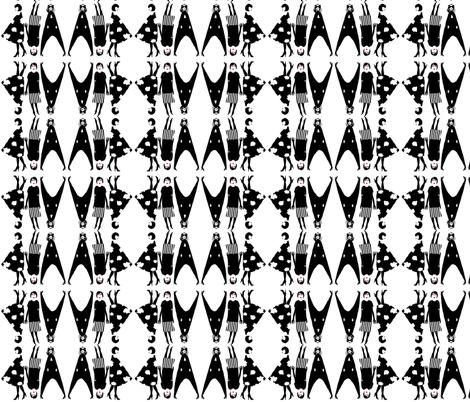 mode fabric by natalie_born on Spoonflower - custom fabric