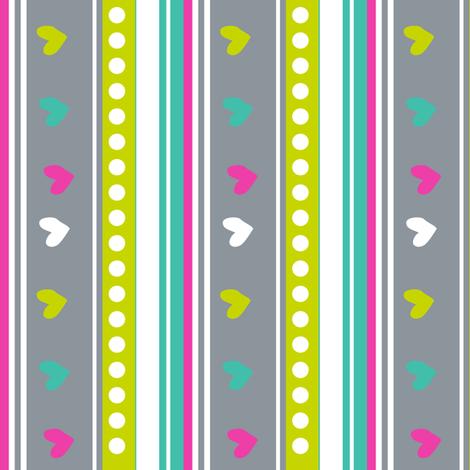 homesweethome5 fabric by fat_bird_designs on Spoonflower - custom fabric