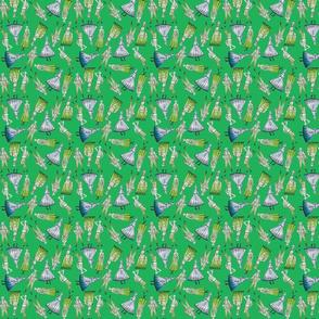 Fashion ladies - green