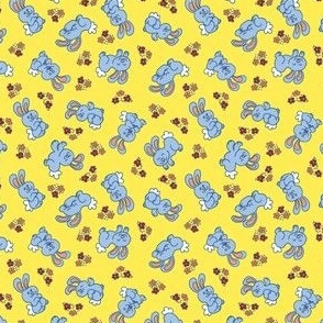 HAPPY LITTLE BUNNIES - BUTTERCUP