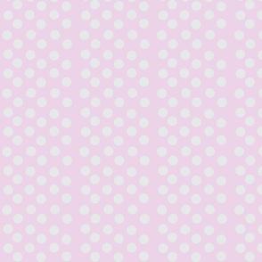 Dots in Lavendar