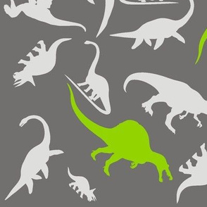 Dinorific Greylime