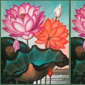 Water Flowers 1D