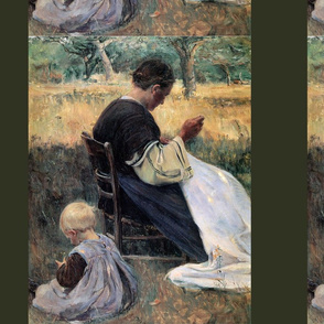 Plein été (Midsummer), 1898