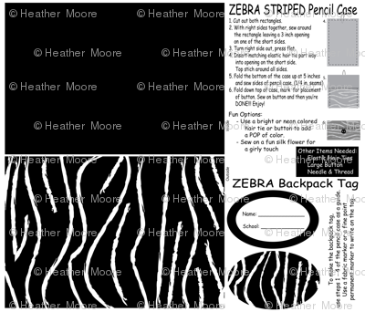 ZEBRA-pencil-case