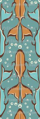 Oceana Fish ochre
