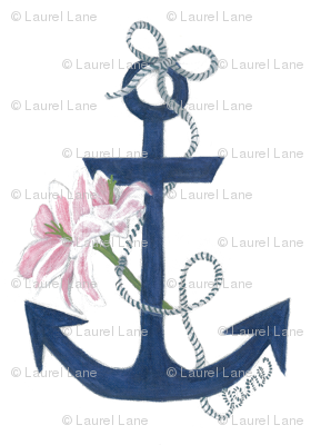 Anchor Lily