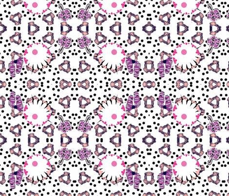 flip flop purpled fabric by ann-dee on Spoonflower - custom fabric