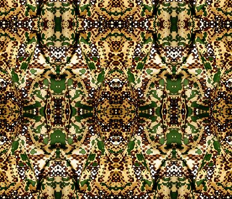 Wild Thang Jungle Pattern