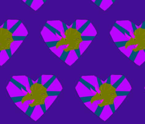 DinoPrint fabric by j_salinas on Spoonflower - custom fabric