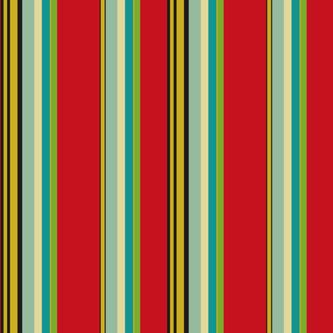 Eric_Multi_Stripe fabric by kelly_a on Spoonflower - custom fabric