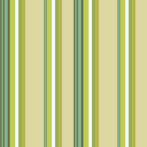 Linen_Celadon_Stripe fabric by kelly_a on Spoonflower - custom fabric