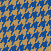 Ravenclaw houndstooth