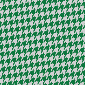 Slytherin houndstooth