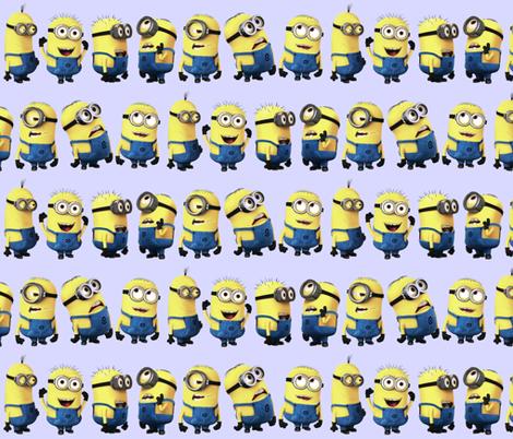 Minions Blue